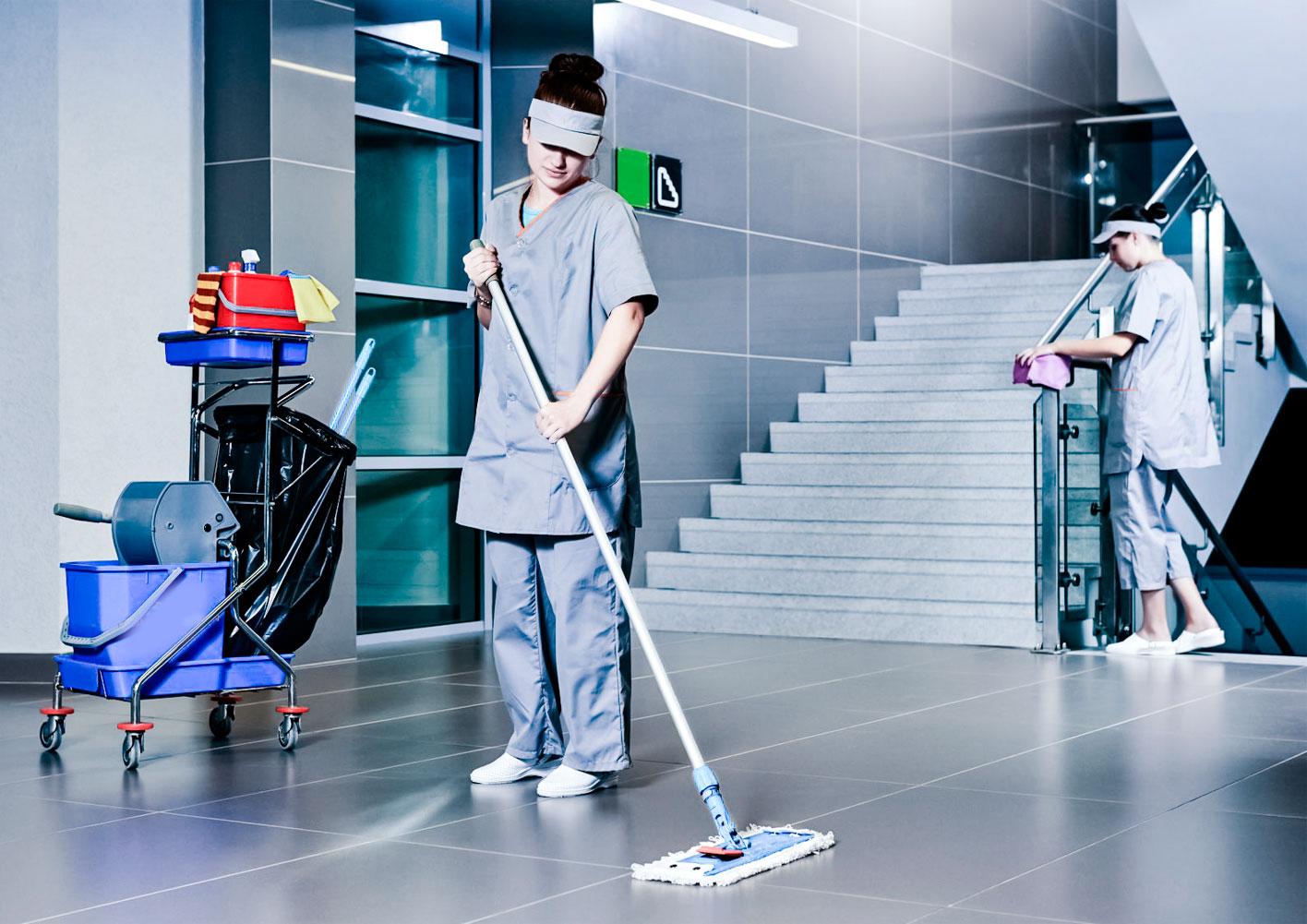 servicios de limpieza en asturias