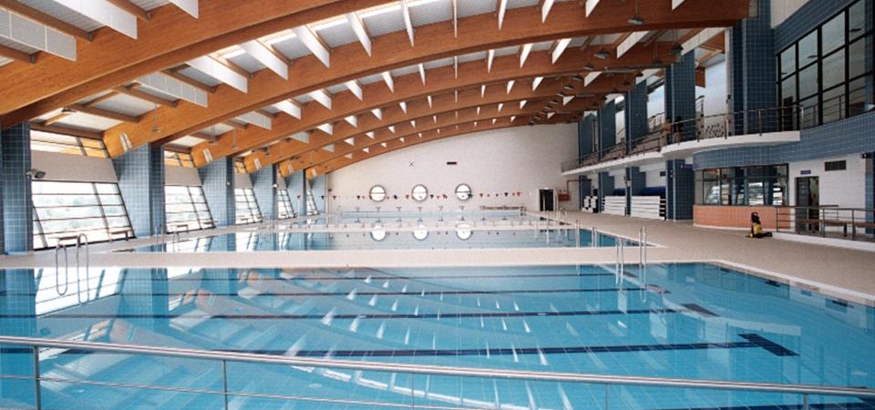instalaciones deportivas y piscinas